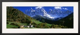 Saint Magdalena Church, Italy Framed Photographic Print by  Panoramic Images