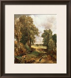 The Cornfield, 1826 Framed Giclee Print by John Constable