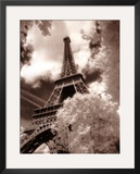 Eiffel Tower, Paris, France Framed Photographic Print by Jon Arnold