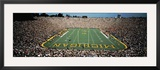 University of Michigan Stadium, Ann Arbor, Michigan, USA Framed Photographic Print by  Panoramic Images