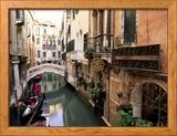 Venice, Veneto, Italy Gerahmter Fotografie-Druck von Sergio Pitamitz