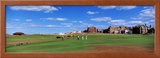 Golf Course, St. Andrews, Scotland, United Kingdom Framed Photographic Print by  Panoramic Images