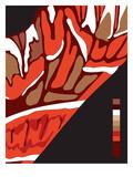 Lola's Fiery Wing Giclee Print by Belen Mena