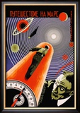 Journey to Mars Posters by Borisov