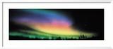 Nordlichter Gerahmter Fotografie-Druck von  Panoramic Images
