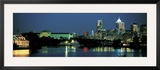 Philadelphia, Pennsylvania, USA Framed Photographic Print by  Panoramic Images