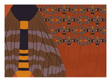 Redwood Bees Giclee Print by Belen Mena