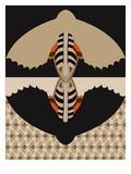 Bat Ying Bat Yang Giclee Print by Belen Mena