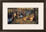 The Naiad, 1893 (Hylas with a Nymph) Framed Giclee Print by John William Waterhouse