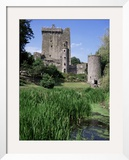 Blarney Castle, County Cork, Munster, Eire (Republic of Ireland) Framed Photographic Print by J Lightfoot