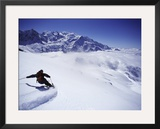 Chamonix, France Framed Photographic Print