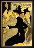 Divan Japonais Prints by Henri de Toulouse-Lautrec