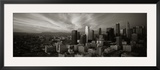 Los Angeles, California, USA Framed Photographic Print by Panoramic Images 
