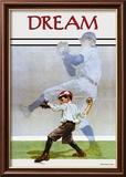 Träume, Englisch Poster
