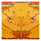 Dragon Eyes Giclee Print by Belen Mena