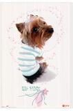 Big Flirt (Puppy Dog) Art Print Poster Posters