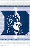 Duke University NCAA (Logo) Sports Poster Poster