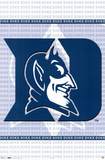 Duke University NCAA (Logo) Sports Poster Poster