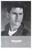 Top Gun Movie Tom Cruise Poster Print Print