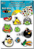 Angry Birds Decorative Decals Stickers
