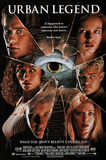 Urban Legend Movie Alicia Witt Jared Leto Tara Reid Original Poster Print Posters
