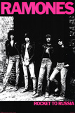 Ramones (Rocket to Russia) Music Poster Print Psters