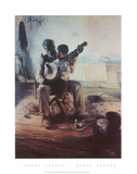 Banjo Lesson Posters by Henry Ossawa Tanner