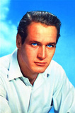 Paul Newman (Celebrity) Movie Postcard Posters