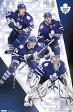 Toronto Maple Leafs Collage Sports Poster Print Prints