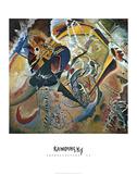 Improvisación n.º 35 Póster por Wassily Kandinsky