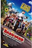 Barnyard: The Original Party Animals Movie (On Bikes, Original) Poster Print Posters