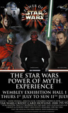 Star Wars Ep 1 Power of Myth Huge Original POSTER Darth Maul Posters