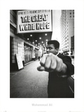Muhammad Ali (The Great White Hope) Sports Poster Print Poster