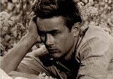 James Dean Close Up Movie Poster Print Prints