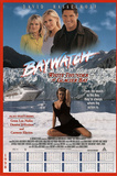 Baywatch: White Thunder at Glacier Bay Movie David Hasselhoff Carmen Electra Original Poster Prints