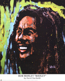 Marley, Bob Marley Prints by David Garibaldi
