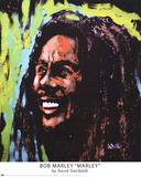 Marley, Bob Marley Posters by David Garibaldi