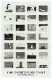 Gashlycrumb Tinies Prints by Edward Gorey