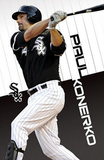 Chicago White Sox Paul Konerko Sports Poster Print Prints
