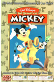 The Spirit of Mickey Mouse Movie Disney Original Poster Print Print