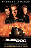 Black Dog Movie Patrick Swayze Meatloaf Randy Travis Original Poster Print Pôsters