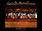 Guy Buffet Original 2003 Napa Valley Mustard Festival Art Print Poster Photo