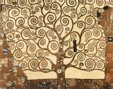 Gustav Klimt (Tree of Life) Art Print Poster Poster