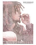 Bob Marley (Exodus) Music Poster Print Prints