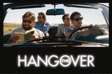 Hangover Movie Group in Car Huge Poster Print Pôsters