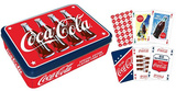 Coca-Cola Playing Card Tin Set Playing Cards