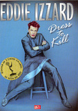 Eddie Izzard (Dressed To Kill) Comedy Postcard Pósters