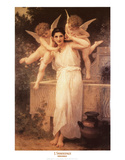 L&#39;Innocence Posters by William Adolphe Bouguereau
