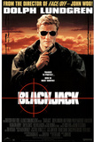 Blackjack Movie Dolph Lundgren Original Poster Print Posters