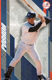 New York Yankees Jorge Posada Sports Poster Print Posters